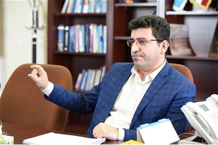 حمید قاسمی: مدیر سیانجی شرکت ملی پخش فرآوردههای نفتی