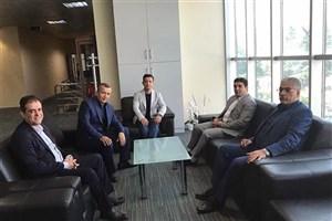دعوت از تیمهای ملی کاراته برای برگزاری اردوهای مشترک در ازبکستان