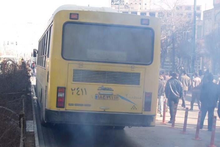 اتوبوس های فرسوده