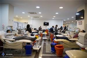 اهدای خون تجلی مشارکت اجتماعی  در سیستم سلامت