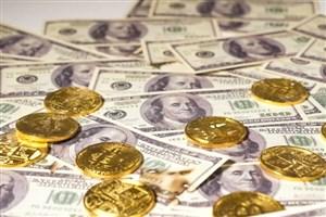 بازار طلا آرام گرفت/ دلار 200 تومان ارزان  شد