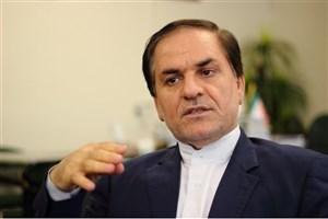 نوش آبادی: ایران دلیلی بر ماندن در برجام نمی بیند