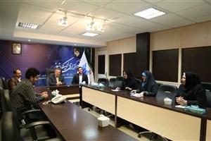 بازدید رئیس دانشگاه آزاد اسلامی استان آذربایجان شرقی از ایسکانیوز