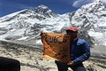 Rudehen IAU Student Conquers Everest Base Camp & Kala Patthar