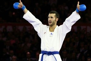 Yadegar-e-Imam IAU Student Snatches Gold at Karate1 Premier League - Istanbul 2018