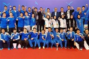 ترکیب تیم ملی کاراته در بازیهای آسیایی جاکارتا مشخص شد