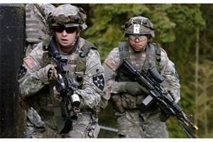 استقرار یک تیم نظامی بزرگ آمریکا در اقلیم کردستان