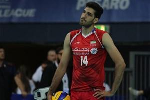 معنوینژاد به لیگ ملتهای والیبال نمیرسد/ موسوی باید تست بدهد