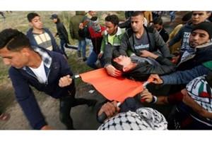 شهادت یک جوان فلسطینی در خان یونس