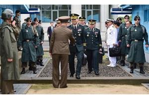 دیدار فرماندهان نظامی دو کره