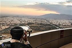 استهلال ماه شوال در برج میلاد تهران