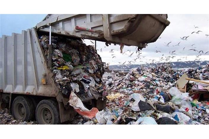 تولید زباله در تهران