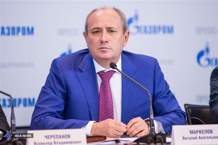 ویتالی مارکلوف معاون شرکت گازپروم
