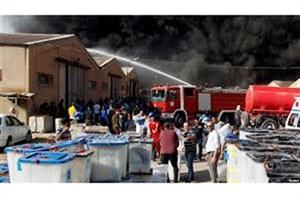 دلیل آتش سوزی آرای انتخابات عراق معلوم شد