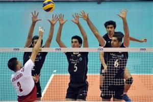 شکست سنگین لهستان در مقابل ایران