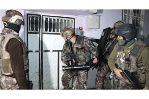بازداشت ده ها نفر در ترکیه