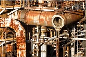 کنترل هزینههای خوردگی در تأسیسات نفتی قدیمی ایران کلید خورد