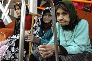 افزایش جمعیت سالمندی /آمار تجرد قطعی سالمندان کشور
