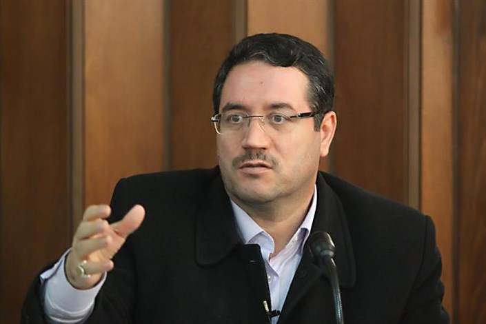 قائم مقام وزیر صنعت، معدن و تجارت رضا رحمانی