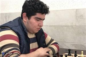 مقام سومی مقصودلو در مسابقات شطرنج برق آسای روسیه