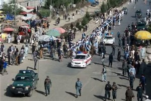 کاروان خون آلود صلح در کابل