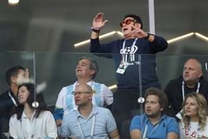 اظهار تاسف فیفا از انتقادهای مارادونا