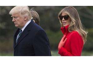 سیاست های مهاجرتی ترامپ صدای زنش را هم درآورد