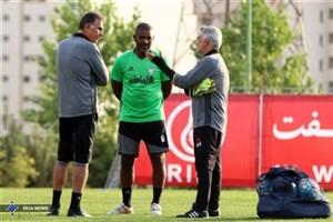 اوسیانو: به بازیکنان اسپانیا اجازه فکر کردن نمی دهیم