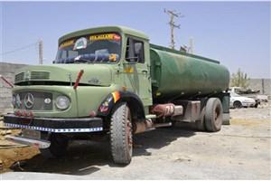 صدور حکم قاچاقچی 32 هزار لیتر نفت سفید در زنجان