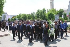 کارمند امور اداری واحد ساری درگذشت