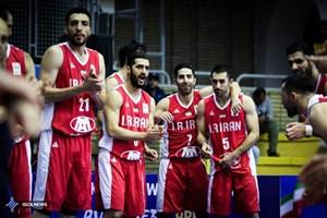 فهرست تیم ملی بسکتبال برای دیدار با قطر اعلام ش