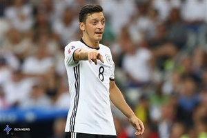 اوزیل: نخستین فینال ما در جام جهانی 2018 دیدار برابر سوئد است