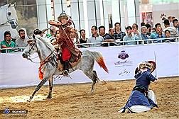 نخستین نمایشگاه صنعت اسب و حیوانات همزیست