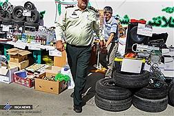 عملیات رعد 12 پلیس پیشگیری تهران