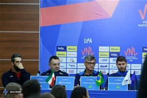 اعلام زمان و مکان نشست خبری هفته پنجم لیگ ملت های والیبال