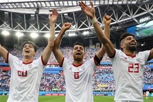 AFC: بازیکنان ایران سرشار از اعتماد به نفس هستند