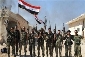 پیشروی های ارتش سوریه در مرز با عراق