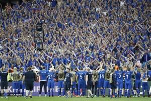 ایسلند، پرتماشاگرترین تیم حاضر در جام جهانی