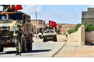 پیشروی نیروهای ترکیه به سمت مرز ایران و عراق