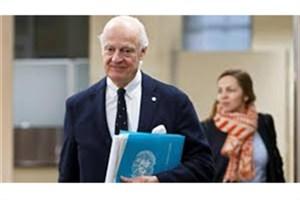 تفاهم برای ایجاد کمیته تدوین قانون اساسی سوریه