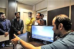 حضور مدیران بسیج اساتید دانشگاه آزاد در ایسکانیوز