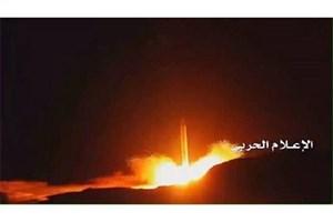 حملات موشکی انصارالله به شرکت آرامکو