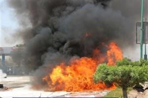 فرماندار بندرلنگه: حادثه آتش سوزی پمپ بنزین بندرکنگ خسارت جانی در برنداشت