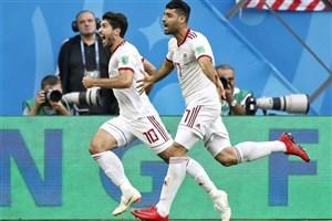 حمایت باشگاه المپیاکوس از تیم ملی ایران مقابل اسپانیا