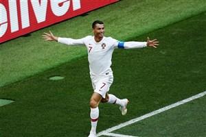 رونالدو بهترین بازیکن دیدار پرتغال - lراکش شد