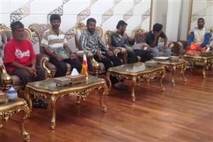 بازگشت17 ملوان زندانی در سومالی به کشور