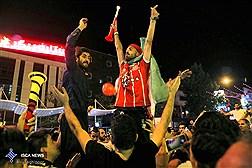 تدابیر پلیس راهور درصورت پیروزی تیم ملی و شادی مردم در خیابان ها و معابر