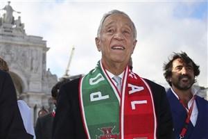 رئیسجمهور پرتغال: هیچ حریفی ساده نیست/ رونالدو منحصر به فرد است