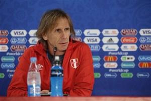 گارکا: انتظار ما از تیم پرو چیز دیگری بود/ قرار نیست بازیکنانم را سرزنش کنم