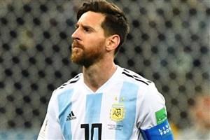حمایت مودریچ از مسی پس از شکست آرژانتین مقابل کرواسی